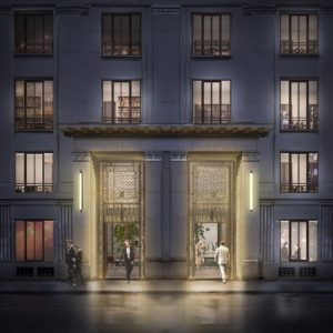 A twelve-year lease on a Paris building signed with Fabernovel