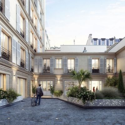 GROUPAMA IMMOBILIER INAUGURATES A BEAUTIFUL HAUSSMANIAN BUILDING AT  99 BOULEVARD MALESHERBES, PARIS 8TH