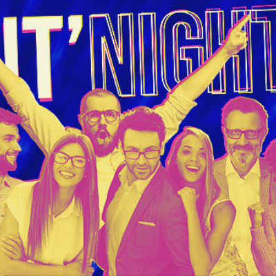 IT NIGHT COMPETITION : Groupama Immobilier Golden Winner !